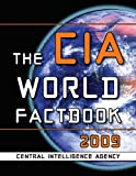 Book cover for The CIA World Factbook 2009