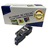 HI-VISION® 1 Pack Compatible (1,400 Pages) Dell E525w (593-BBJW, 3581G) Yellow Toner Cartridge For E525w Color Multifunction Printer