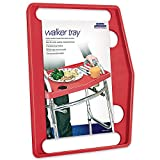 North American Health + Wellness Walker Tray - Red
