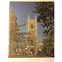 The University of Toronto: A souvenir