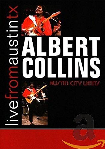 Albert Colins- Live From Austin, - Austin Tx Stores