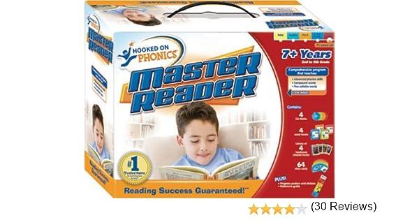 Hooked On Phonics Master Reader Hooked On Phonics 0713974010363
