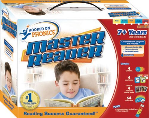Master Reader (Hooked on Phonics) (Hooked On Phonics Readers)