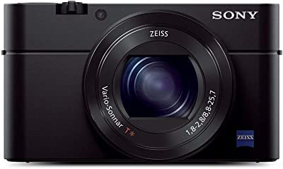 Sony RX100 III 20.1 MP Premium Compact Digital Camera