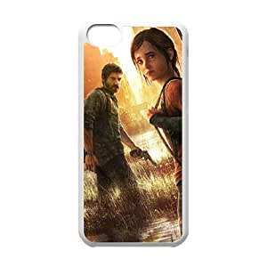 the last of us bo art iPhone 5c Cell Phone Case White 53Go-488989