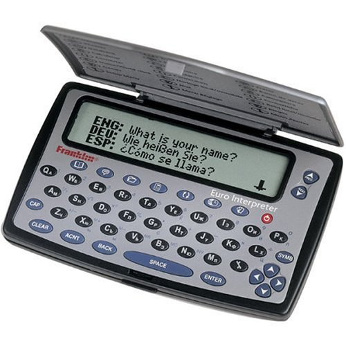 Franklin TG-450 12 Language Translator