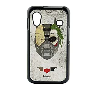 Generic Protective Back Phone Case For Child Custom Design With The Dark Knight Trilogy For Samsung Galaxy S5830 Choose Design 3