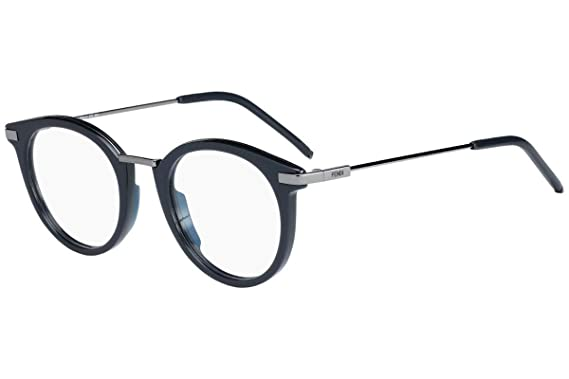b2749768f998 Fendi FF0227 Eyeglasses 48-22-145 Grey w Demo Clear Lens KB7 FF 0277   Amazon.co.uk  Clothing