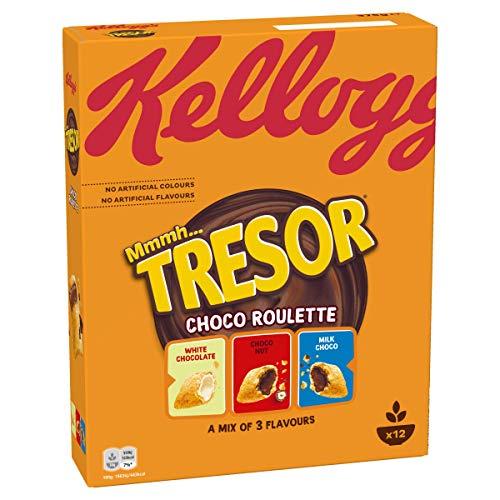 Kellogg's Tresor Roulette Cerealien | Einzelpackung | 375g