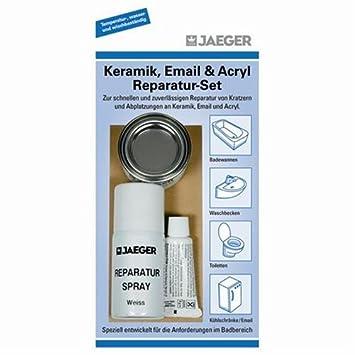 Favorit Jaeger Keramik und Emaille Reparatur Set - bahamabeige: Amazon.de MU47