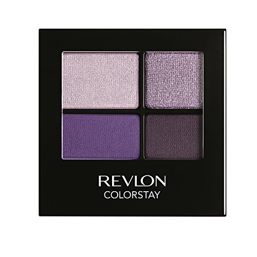 Revlon ColorStay 16 Hour Eye Shadow Quad, Seductive