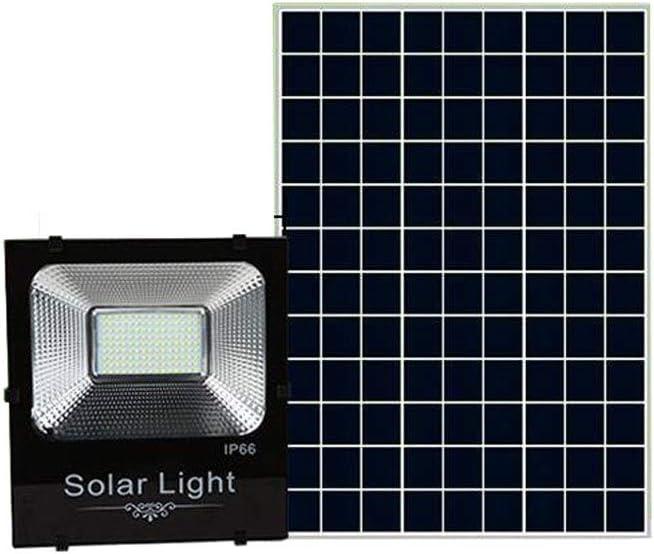 Foco Led Solar Exterior con control remoto, IP67 Impermeable Home Road Garden Luz exterior súper brillante for calle, cobertizo, granero, luces de paso (Color : 150W): Amazon.es: Iluminación