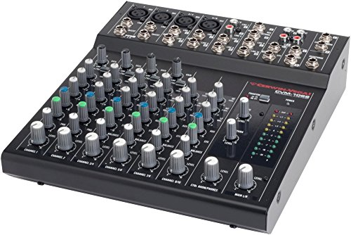 xlr out mixer - 2