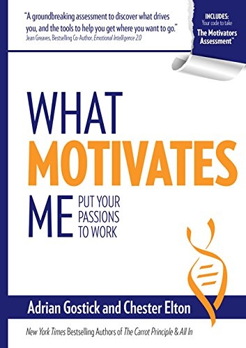 Amazon what motivates me put your passions to work ebook what motivates me put your passions to work by gostick adrian elton fandeluxe Image collections