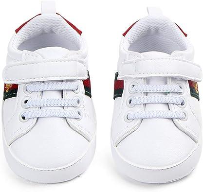 Amazon.com | Unisex Baby Shoes White