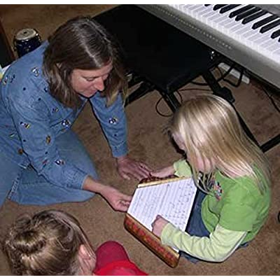 World of Harmony Music; Winter / Spring ~ Educational Book of Beginning to Upper Intermediate Level Classical, Holiday, and Folk Music Sheets for Zither with Educational Lyrics and Composer Lessons: Debbie Center: Toys & Game