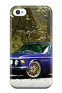 Premium Bmw Heavy-duty Protection Case For Iphone 4/4s