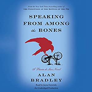 Speaking from Among the Bones Audiobook