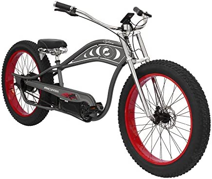 Grupo Contact- Bicicleta Custom Electrica CHOPPER Mod. Seattel (PI ...