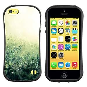 Pulsar iFace Series Tpu silicona Carcasa Funda Case para Apple iPhone 5C , Plant Nature Forrest Flower 38
