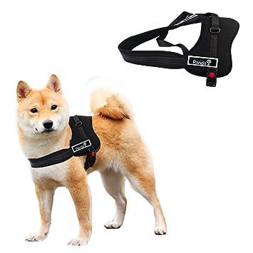Arnés antitirones acolchado para perros, modelo K8, de la marca Pyrus