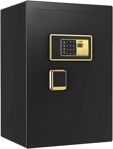 Caja Fuerte Libro, Huella Digital Clave De ContraseñA Caja De ...