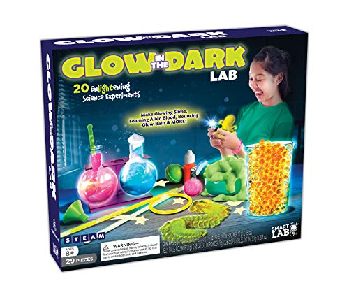 SmartLab Toys Glow-In-The-Dark Lab -