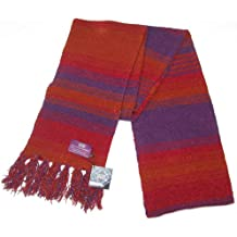 Doctor Who Scarf Season 18 -Official BBC Tom Baker (4th Doctor) Scarf by Lovarzi