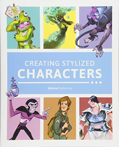 Pdf History Creating Stylized Characters