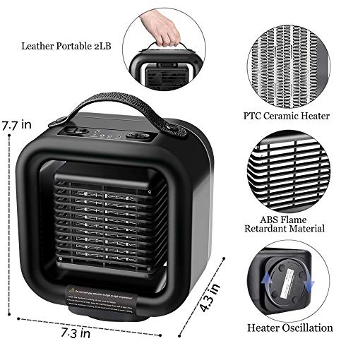 Buy space heater for a large room