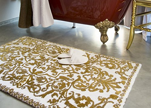 Abyss Habidecor Badematte Perse 70x125 Cm Farbe 800 Gold