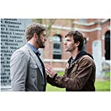 Haven Adam Copeland as Dwight Hendrickson and Lucas Bryant as Nathan Talking Closely 8 x 10 inch photo