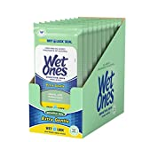 Wet Ones Sensitive Skin Hand Wipes 20 Count Pack Of 10 Deal