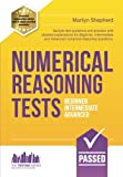 img - for NUMERICAL REASONING TESTS: Sample test questions and answers with detailed explanations for Beginner, Intermediate and Advanced numerical reasoning questions. (Testing Series) book / textbook / text book