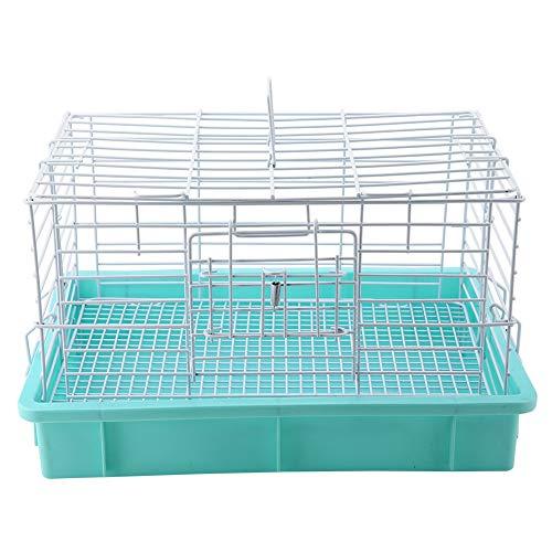 Yosooo Pet Habitat, Sweet Home Cage for Rabbits Guinea Pigs Chinchillas Ferrets Small Animals