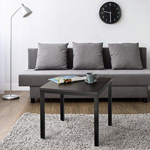 Zinus Modern Studio Collection Soho End Table, Espresso ()