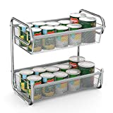 NEX Stackable Can Rack Organizer Can Rack