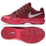 Nike Women's Zoom Vapor 9.5 Tour Tennis Shoes (7 B(M) US, White/Metallic Silver)