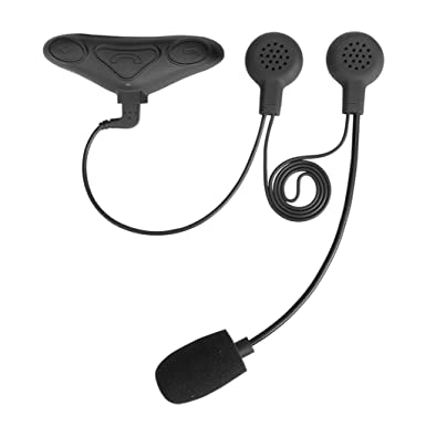 1a54d985959 Avantree [2018 Version] WATERPROOF Bluetooth Motorbike Helmet Headset with  Boom Microphone for Riders Intercom