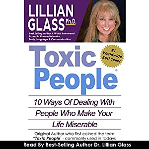 Toxic People Audiobook