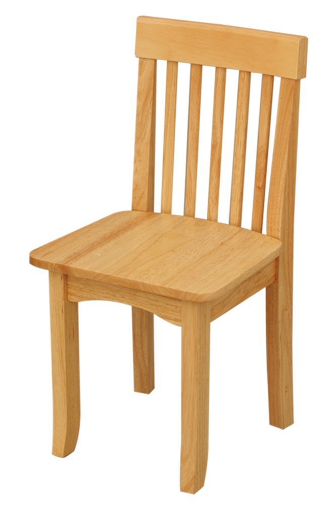 Avalon Kid's Desk Chair Finish: Natural KidKraft 16621 118