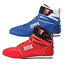 TITLE ELITE BOXING SHOES