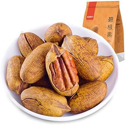 中国名物 おつまみ 大人気 零食坚果 良品铺子 碧根果 120g