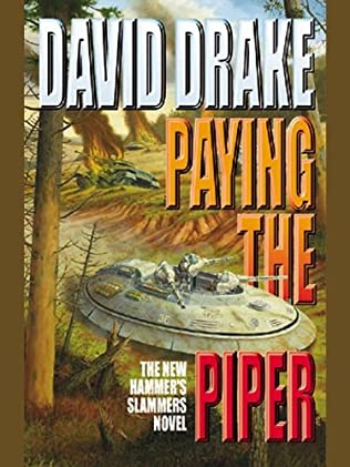 book cover of Paying the Piper