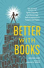 Needed now more than ever: a guide that includes 500 diverse contemporary fiction and memoir recommendations for preteens and teens with the goal of inspiring greater empathy for themselves, their peers, and the world around them.  As young ...