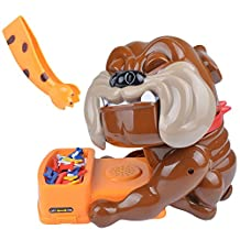 Elisona-Funny Tricky Games Bad Dog Action Games Toy Don't Wake The Dog Toys for Party Family Parents Kids Friends