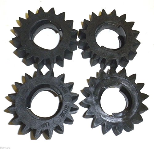 ((4) 43-012 Gears Compatible With Briggs & Stratton 695708, 280104, 280104S __#shakyparts)