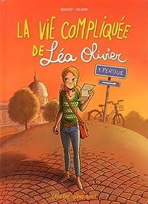 La vie compliquée de Léa Olivier, tome 1 : Perdue (Bande Dessinée) par Girard-Audet