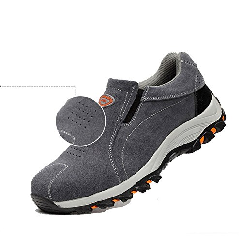 Pictures of Eclimb Women's Safety Work Shoes Steel- NQNV01* 6