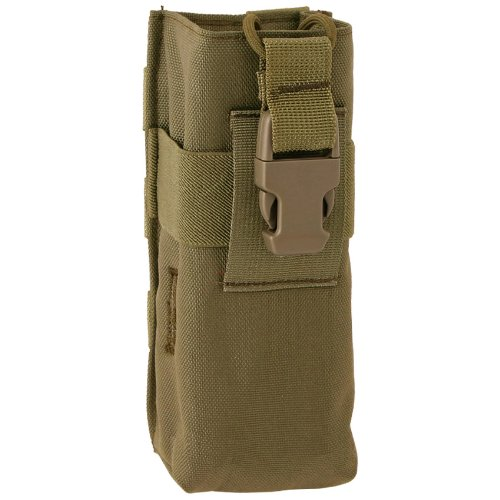 (Flyye PRC 148 MBITR Radio Pouch MOLLE Coyote Brown)